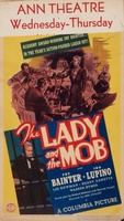 The Lady and the Mob movie poster (1939) picture MOV_8a5c6e9d