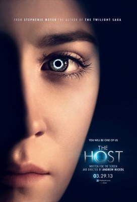 The Host movie poster (2013) poster MOV_8a606c1c