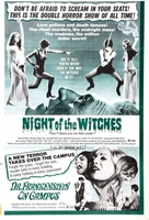 Night of the Witches movie poster (1971) picture MOV_8a62e537