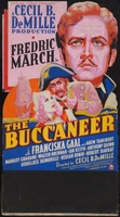 The Buccaneer movie poster (1938) picture MOV_8a72ef6c
