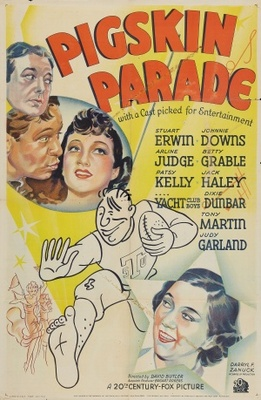 Pigskin Parade movie poster (1936) poster MOV_8a7451e4