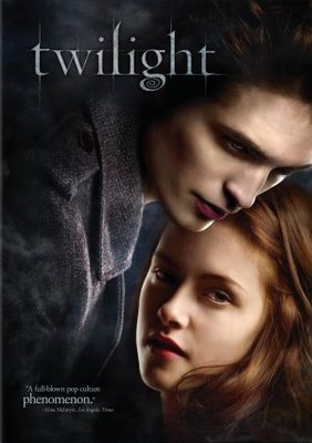 Twilight movie poster (2008) poster MOV_8a759e53