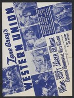Western Union movie poster (1941) picture MOV_8a79b8d7