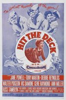 Hit the Deck movie poster (1955) picture MOV_8a7e067e