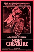 Night Creature movie poster (1978) picture MOV_8a836a48