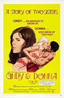 Cindy and Donna movie poster (1970) picture MOV_e60e7375
