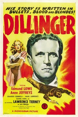 Dillinger movie poster (1945) poster MOV_8a8a8611