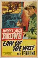 Law of the West movie poster (1949) picture MOV_8a8aaa32