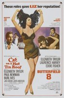 Butterfield 8 movie poster (1960) picture MOV_8a95654d