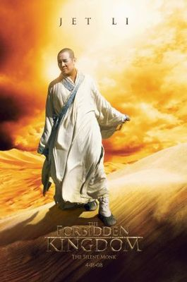The Forbidden Kingdom movie poster (2008) poster MOV_8a99c0a0