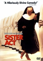 Sister Act movie poster (1992) picture MOV_8a9b1300
