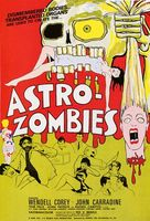 The Astro-Zombies movie poster (1969) picture MOV_8aa957ec