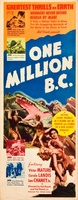 One Million B.C. movie poster (1940) picture MOV_8aab359d