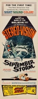 September Storm movie poster (1960) picture MOV_a2717abc