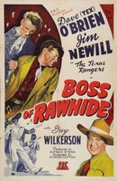 Boss of Rawhide movie poster (1943) picture MOV_8ab07635