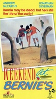 Weekend at Bernie's movie poster (1989) picture MOV_8ab2bd9c