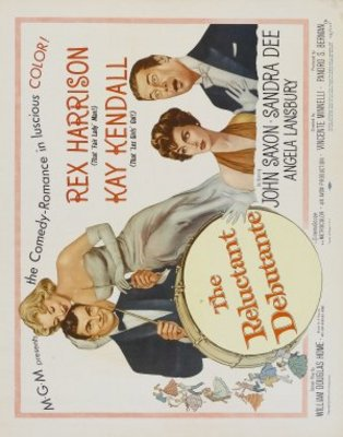 The Reluctant Debutante movie poster (1958) poster MOV_8ab81fb7