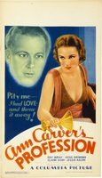 Ann Carver's Profession movie poster (1933) picture MOV_8ab95c61
