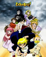 Zatch Bell! movie poster (2005) picture MOV_8ac224dd