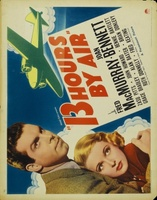 Thirteen Hours by Air movie poster (1936) picture MOV_8ac80f2e
