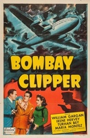 Bombay Clipper movie poster (1942) picture MOV_8acece04