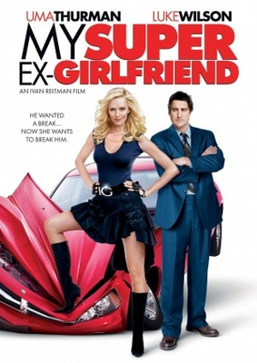 My Super Ex Girlfriend movie poster (2006) poster MOV_8ad06524