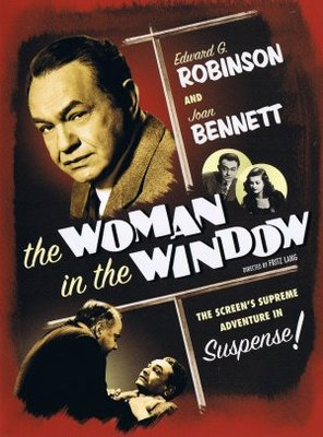 The Woman in the Window movie poster (1945) poster MOV_8ad0a3e5