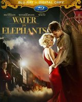 Water for Elephants movie poster (2011) picture MOV_8ad259c8
