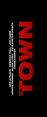 The Town movie poster (2010) poster MOV_8ad93bd9