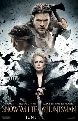 Snow White and the Huntsman movie poster (2012) poster MOV_8adc0736