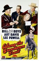 Along the Sundown Trail movie poster (1942) picture MOV_8adcca39