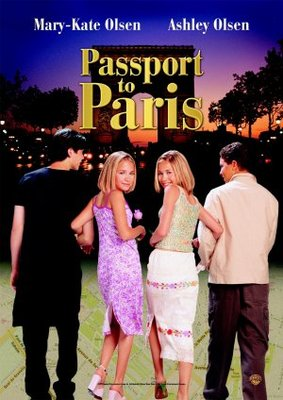 Passport to Paris movie poster (1999) poster MOV_8adff07b