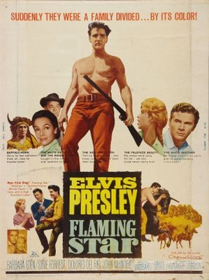 Flaming Star movie poster (1960) poster MOV_8ae32d48