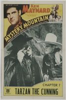 Mystery Mountain movie poster (1934) picture MOV_8ae46968