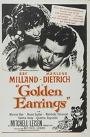 Golden Earrings movie poster (1947) picture MOV_8ae945d8