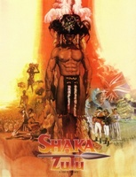 Shaka Zulu movie poster (1986) picture MOV_8aece607