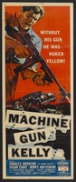 Machine-Gun Kelly movie poster (1958) picture MOV_8aedbf59