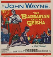 The Barbarian and the Geisha movie poster (1958) picture MOV_8af16fb2
