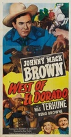 West of El Dorado movie poster (1949) picture MOV_8af37382