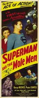 Superman and the Mole Men movie poster (1951) picture MOV_8af4527d