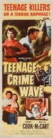 Teen-Age Crime Wave movie poster (1955) picture MOV_8af73a10