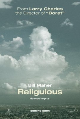 Religulous movie poster (2008) poster MOV_8afd8492