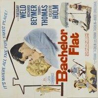 Bachelor Flat movie poster (1962) picture MOV_8afec50c