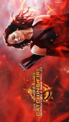 The Hunger Games: Catching Fire movie poster (2013) poster MOV_8afff752