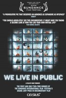 We Live in Public movie poster (2009) picture MOV_8b030342