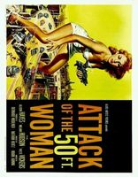 Attack of the 50 Foot Woman movie poster (1958) picture MOV_8b0a1ba5