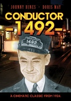 Conductor 1492 movie poster (1924) picture MOV_8b0cc162