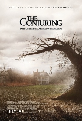 The Conjuring movie poster (2013) poster MOV_8b0dec90