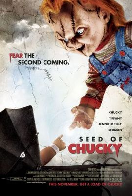 Seed Of Chucky movie poster (2004) poster MOV_8b156fc0