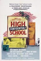 High School Confidential! movie poster (1958) picture MOV_8b1bf2aa